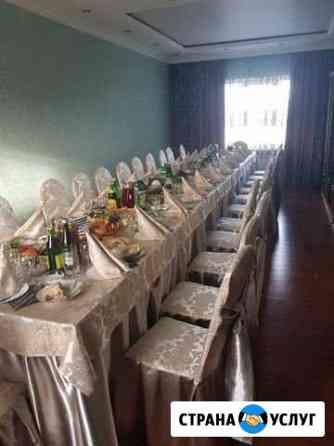 Прокат столов.стульев и посуды.Бесплатная доставк Черкесск