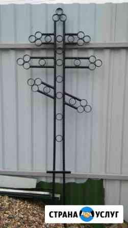 Изготовим ограды и кресты Переславль-Залесский