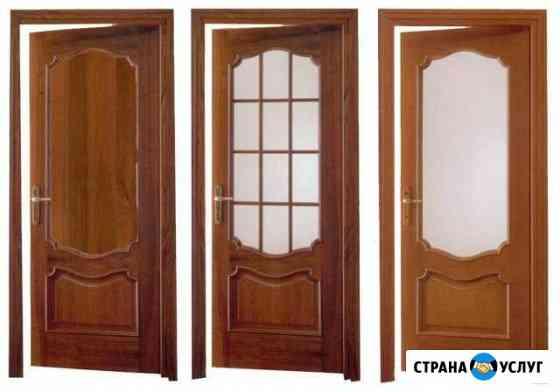 Профессиональная установка межкомнатных дверей Иваново