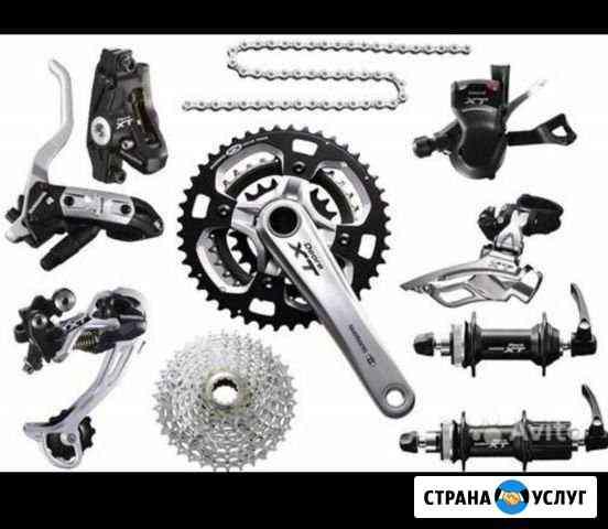 Ремонт велосипедов Обнинск