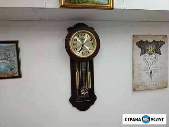 Ремонт часов Томск