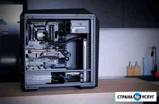 Ремонт компьютеров и ноутбуков с выездом на дом Абакан