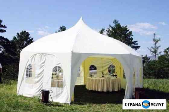 Арегда свадебного шатра, Стульев, арки Смоленка
