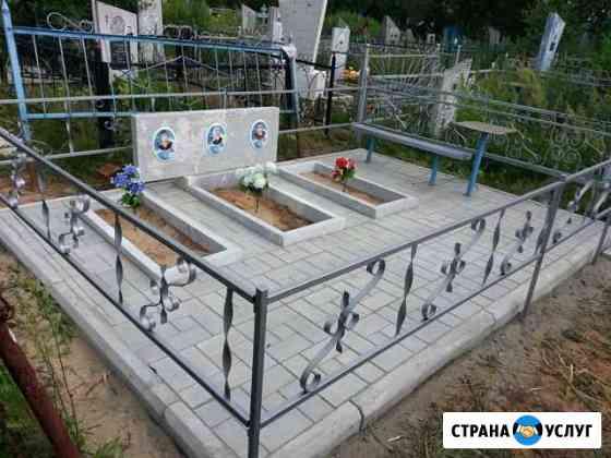 Облагораживание могил Чита