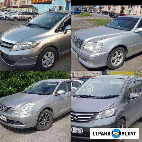 Более 50 автомобилей в аренду на Камчатке форсаж Петропавловск-Камчатский