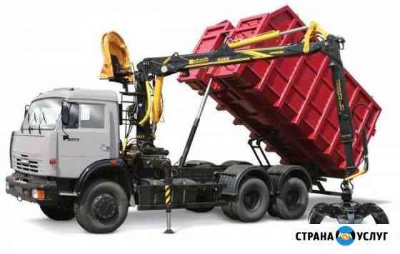 Вывоз мусора Архангельск