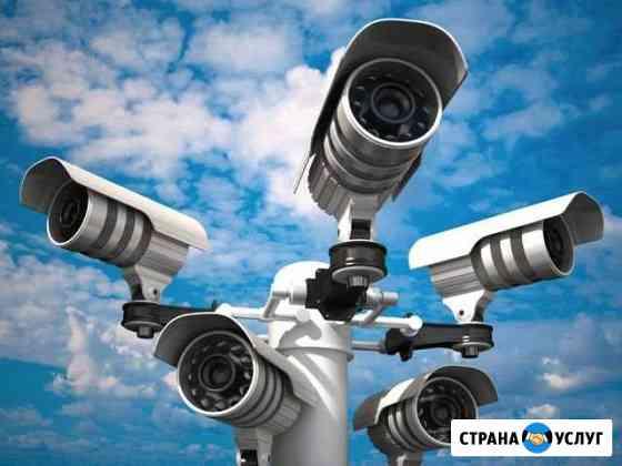 Видеонаблюдение установка/продажа Екатеринбург