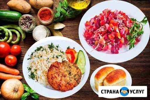Комплексные обеды Мурманск