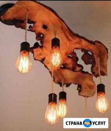 Изготовлю интерьерную мебель аксессуары из дерева Иваново