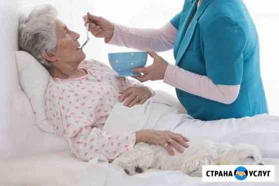 Сиделка в больнице и на дому Калач