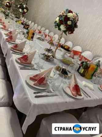 Прокат столов,стульев,чехлов,посуды,фотозоны и офо Черкесск