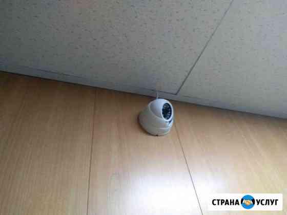 Монтаж видеонаблюдения Ноябрьск