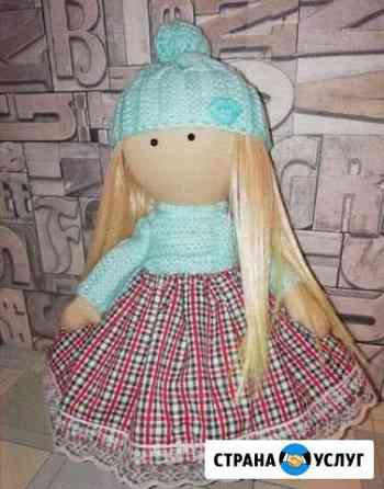 Интерьерные куклы на заказ Владивосток