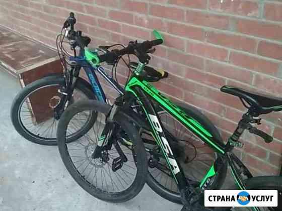 Ремонт велосипедов Хабаровск