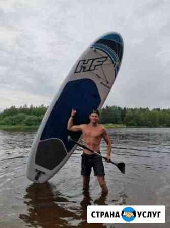 Сапборд, сап-доска, сапсерф (SUP board) в Рыбинске Рыбинск