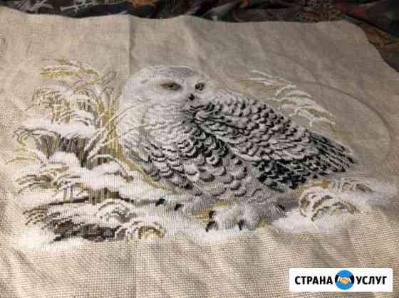 Вышивка на заказ Псков