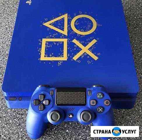 Аренда PlayStation 4 Slim Орджоникидзевская