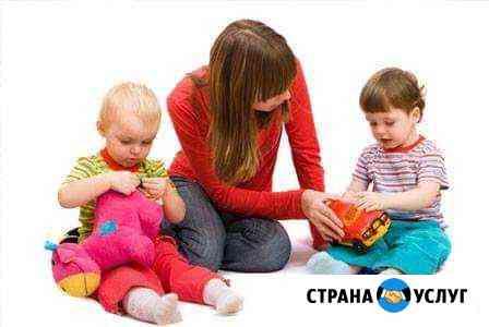 Няня -бебиситтер у вас дома Красноярск