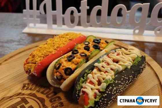 Доставка шаурма, хот-доги, бургеры, закуски, фри Вологда