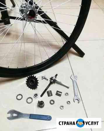 Велосипеды - ремонт, обслуживание Благовещенск