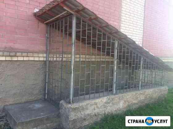 Решетки на окна, в подвал Великий Новгород