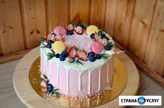 Кремовые торты в Курске Курск