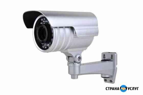 Монтаж и поставка систем видеонаблюдения Оренбург