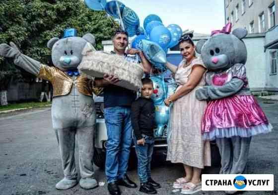 Клоуны и аниматоры Владикавказ