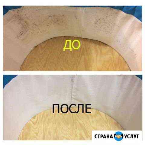 Чистка текстиля детских колясок Тверь
