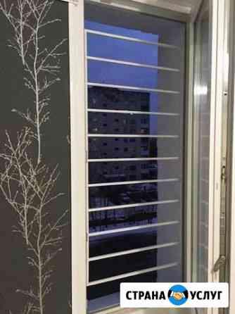 Решетка на окна от падения детей оберег Пермь