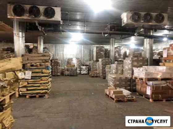 Ответственное хранение замороженных товаров Самара