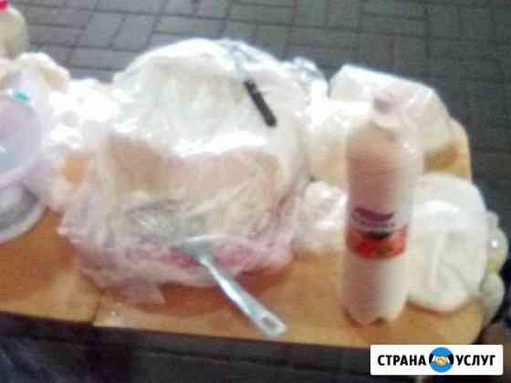 Молочная продукция Дьяконово