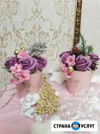 Мыльные розы в Новом Уренгое Новый Уренгой