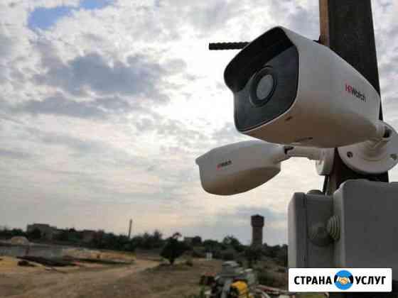 Видеонаблюдение для дома или бизнеса под ключ Евпатория