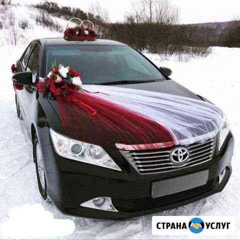 Прокат свадебного украшения на авто Великие Луки