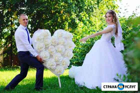 Фото и Видеосъемка Свадеб Праздников мероприятий Воткинск