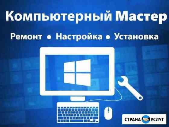 Компьютерный мастер. Настройка пк и компьютерной п Нальчик