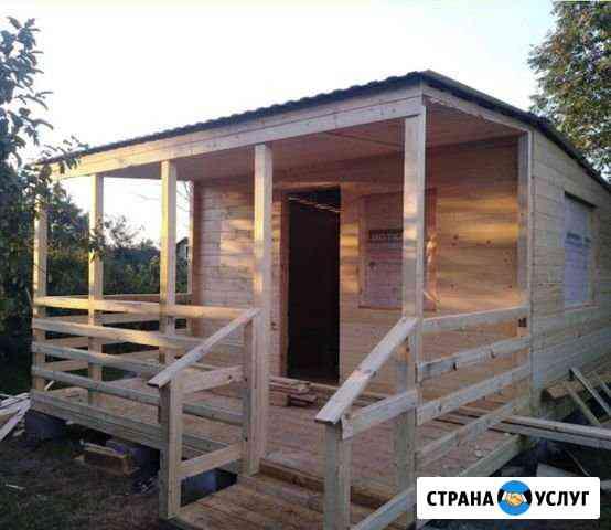 Летний домик для дачи Томск