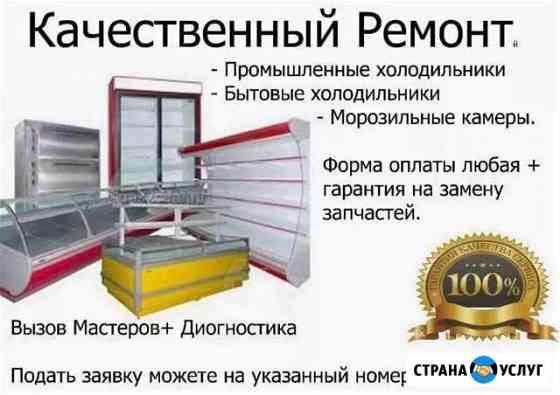 Ремонт холодильников на дому и торг. хо Петропавловск-Камчатский
