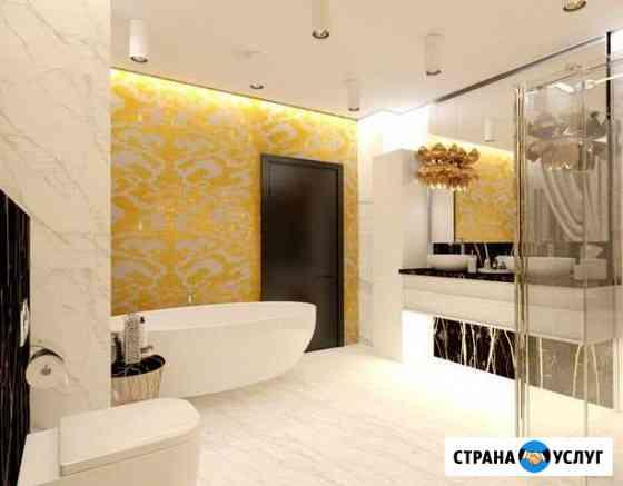 Дизайн интерьера под ключ, создание ландшафта Иваново