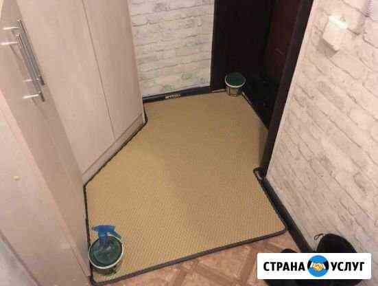 Изготовление EVA ковриков в коридор, ванну, балкон Петропавловск-Камчатский