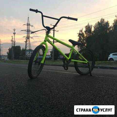 Велопрокат Нефтеюганск