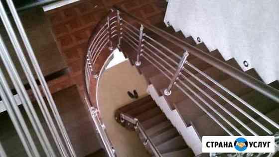 Изготовление лестниц Владивосток