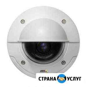 Установка видеонаблюдения Норильск