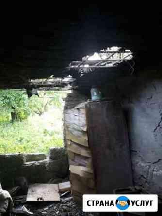 Снос домов Каменномостский