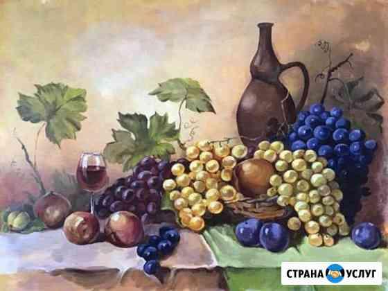 Художественная роспись стен Обнинск