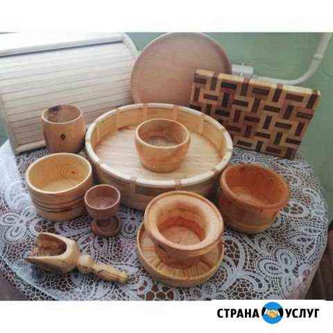 Изделия из дерева на заказ Нижневартовск
