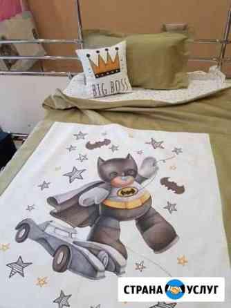 Шью текстиль для малышей Сураж