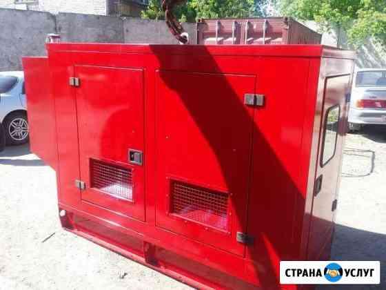 Аренда дизельных генераторов в Горном Алтае Горно-Алтайск