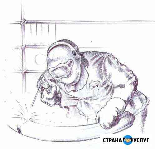 Сварщик-монтажник Кострома